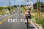 Richie Cunningham on bike in the lead at the  Ironman…