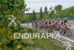Junior women's pack at the 2014 ITU Grand Final Edmonton…