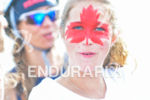 Local people supporting the athletes at the 2014 ITU Grand…