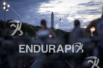 Athletes prep for the race at the 2014 Nation's Triathlon…