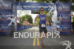 Austin Jackson takes first overall at the 2014 Nation's Triathlon…