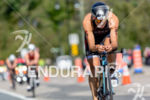 Javier Gome riding fast at the 2014 Ironman 70.3 World…