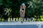 Annabel Luxford riding at the 2014 Ironman 70.3 World Championships…