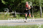 Matt Chabrot running at the 2014 Ironman 70.3 World Championships…