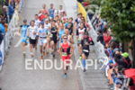 Pro men on the run portion after the start of…