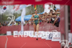 Ashleigh Gentle (AUS) is victorious at the 2014 Beijing International…