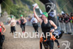 Sarah Hempenstall, 3rd woman out of the swim at the…