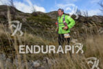 Athlete running at the 2014 Ultra Trail Torres del Paine…