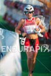 Amber FERREIRA (USA) moves through t1 at the 2014 GoPro…