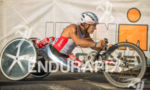 Challenged Athlete ALEX ZANARDI at the 2014 GoPro Ironman World…