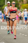 Dr Amanda STEVENS (USA) at the 2014 GoPro Ironman World…