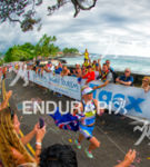 "Mirinda ""RINNY"" CARFRAE (AUS) finishes as the winner at the…"