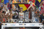 Sebastian Kienle claims vicotry at the 2014 Ironman World Championship…
