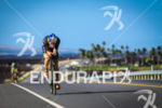 Sebastian Kienle during the bike leg of the 2014 GoPro…