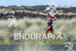 Ben Hoffman during the run portion of the 2014 GoPro…