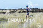 Andy Potts during the run portion inside the Energy Lab…