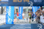 Haley Chura wins the 2014 Ironman Fortaleza in Fortaleza, CE…