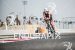 Hannes Cool during the bike portion of the 2014 Challenge…