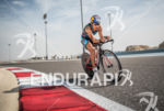 Angela Naeth during the bike portion of the 2014 Challenge…
