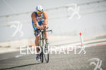 Pete Jacobs during the bike portion of the 2014 Challenge…