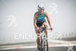 Meredith Kessler during the bike portion of the 2014 Challenge…