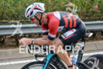 Craig Alexander during the bike portion of the 2015 Ironman…