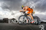 Christian Kramer on the bike of the 2015 Ironman Lanzarote…
