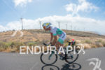 Alessandro Degasperi on the bike of the 2015 Ironman Lanzarote…
