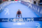 Mary Catherine Callahan,  (USA), wins the PT1 woman's race at…