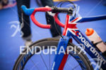 The new Boardman bikes for the Brownlee Brothers at the…