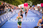 tony dodds finishes at the 2015 London Itu World Triathlon…