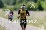 Sebastian Kienleduring the run portion of the Ironman 70.3  Kraichgau…