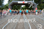 age group athletes wait for the start of the 2015…