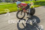 Ronnie Schildknecht competes during the bike leg of the 2015…