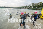 swim start of the Ironman 70.3 European Championship on August…