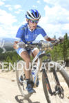 Katerina Nash heads up Powerline at the 2015 Leadville 100…