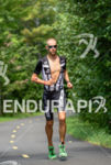 Jordan Rapp during the run portion of the at the…