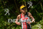 Lisa Roberts during the run portion of the at the…