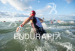 Womens's race start at the 2015 Challenge Maceio, in Maceio…