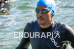 Jan Frodeno prior to race start of the 2015 Ironman…