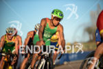 Irving Perez competes during the bike leg of the 2015…