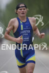 Eric Lagerstrom (USA) in hot pursuit at the 2015 Beijing…