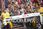 Jan Frodeno claims victory at the 2015 Ironman World Championship…