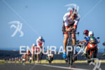 Andy Potts during the bike portion of the  2015 Ironman…
