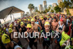 Thousands of age groupers prior to te race start of…
