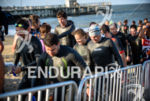 The heavy winds made the organizers to cancell the swim…