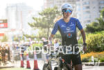 Ariane Monticeli (BRA)  time trial start at the 2015 Ironman…