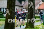 Leaders at the run portion at the 2015 winter duathlon…