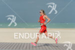 Daniela Ryf competes during the run leg at the 2016…