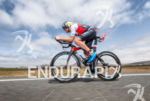 David McNamee (GBR) on the bike at the 2016 Ironman…